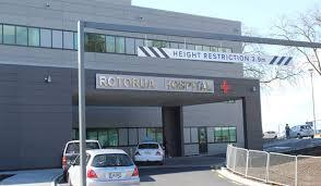 Rotorua hospital